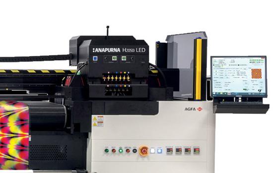 Adquirimos una nueva máquina para la impresión en rígidos